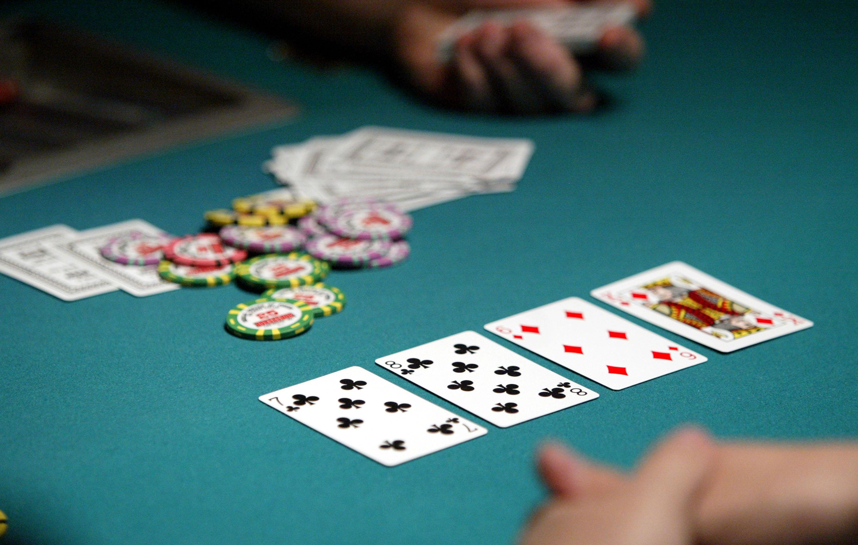 Ставка в покере 6ВВ