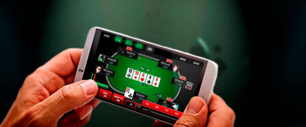 Клиент для мобильных устройств ПокерСтарс.