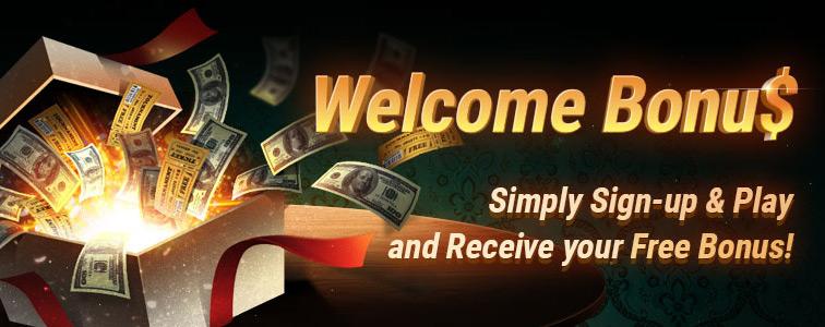 Бонус за первый депоит до 1000 долларов в руме GG ПокерОК.