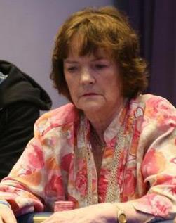 Покеристка Коллет Доэрти.