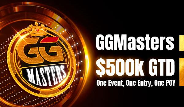MTT GGMasters в руме GG ПокерОК.